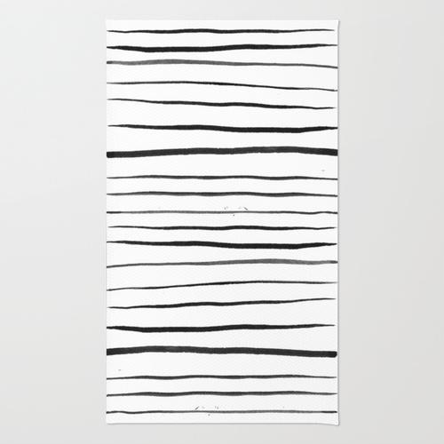 Nordic interior lines Rug
