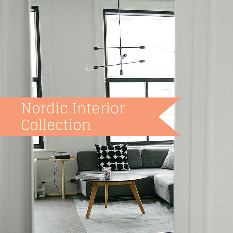 Nordic Interior Collection by Seven Roses