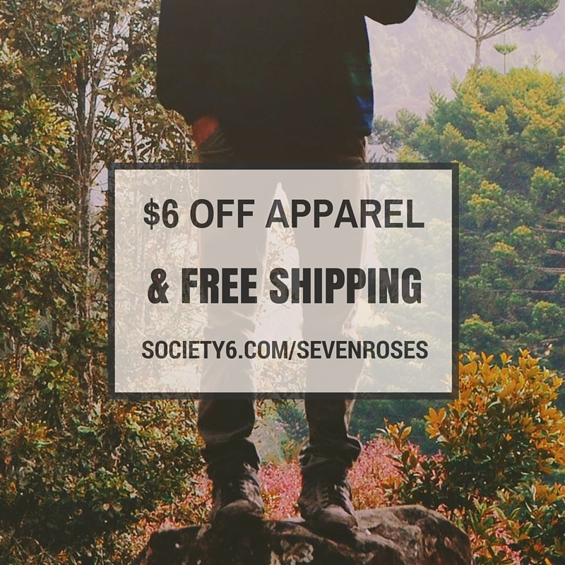 $6 off and free shipping