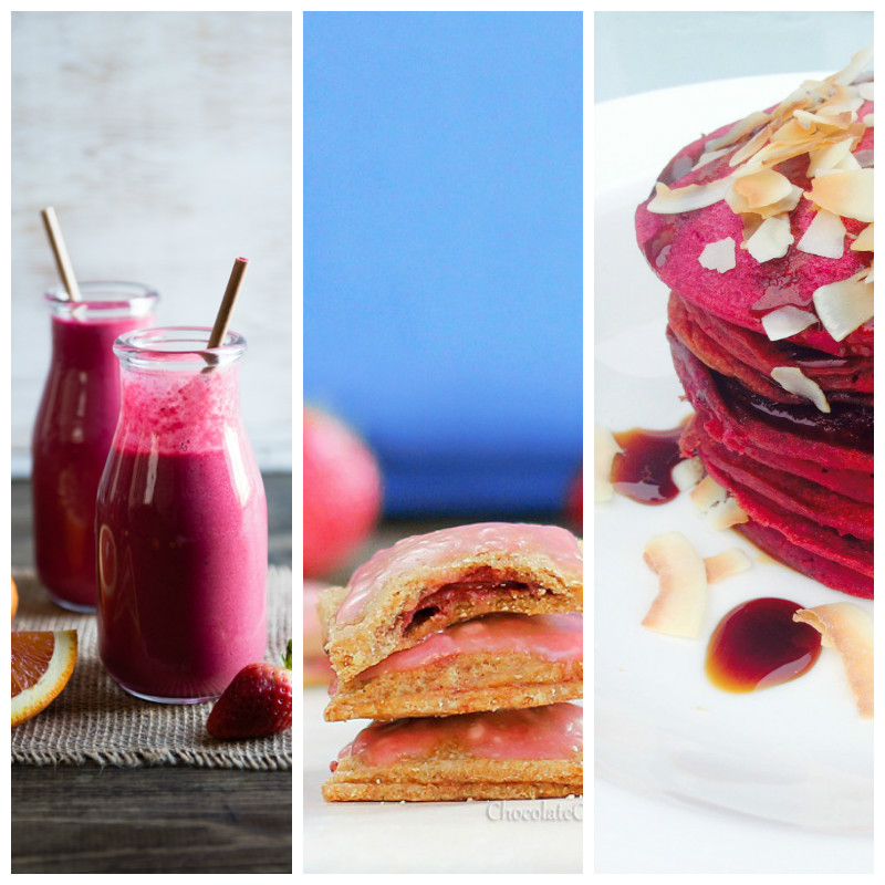 Valentine's Day Vegan recipes roundup: breakfast