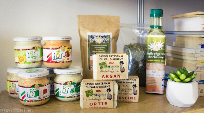 organic haul