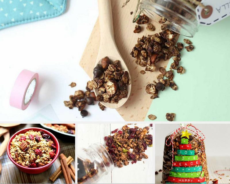 Gifts you can make this Holiday season: Granola