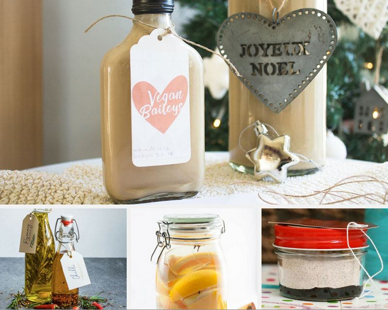 Gifts you can make this Holiday season: Bottled gifts