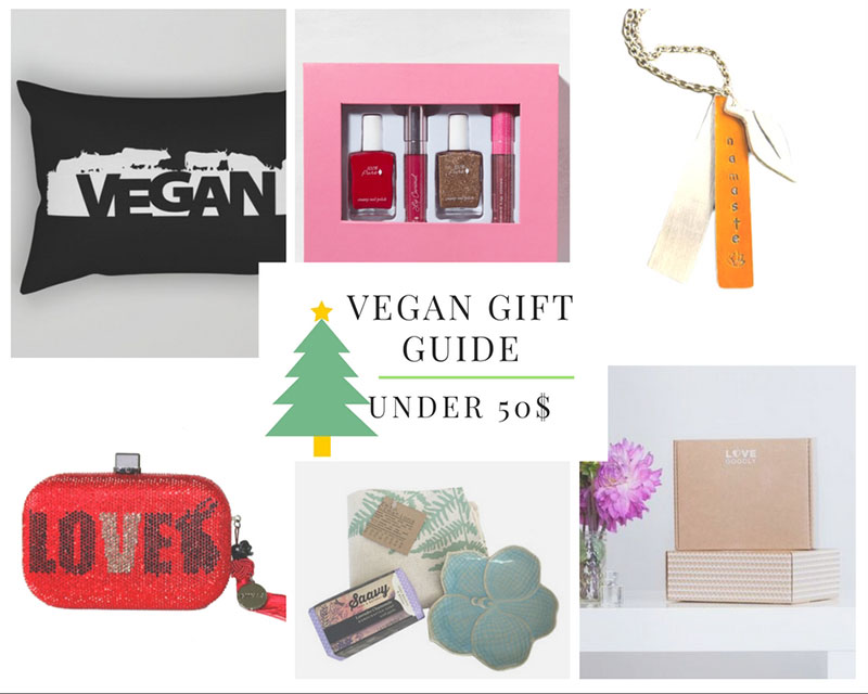 Vegan & Cruelty Free gift guide under $50