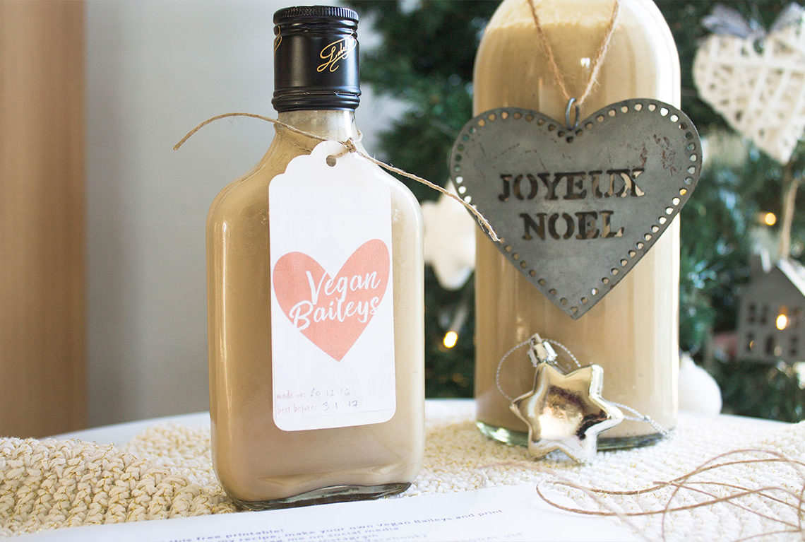 Vegan Irish cream Baileys