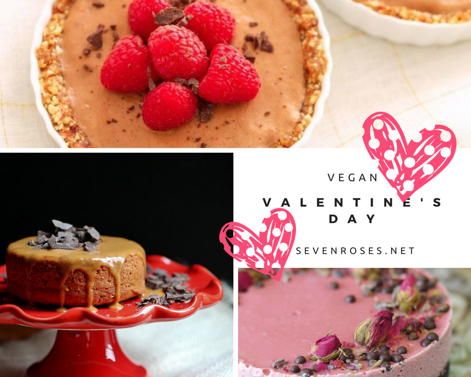 Vegan Valentine's Day recipes