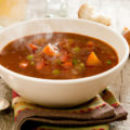 Italian Bean Soup, because winter is not over yet