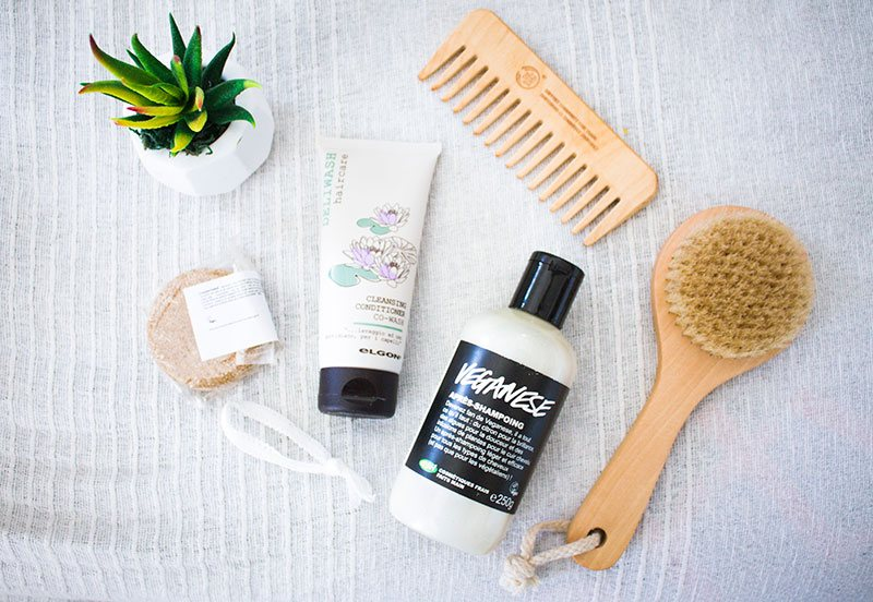 Spring pamper routine: haircare