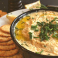Yummy White Bean and Garlic Dip