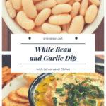 White Bean and Garlic Dip