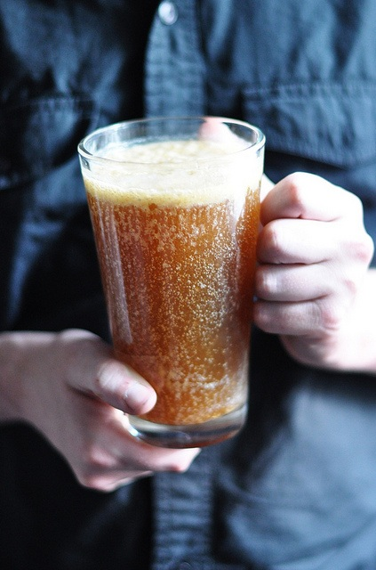 Vegan Butterbeer