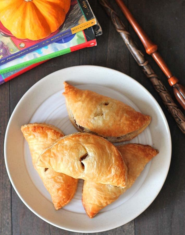Pumpkin Pasties