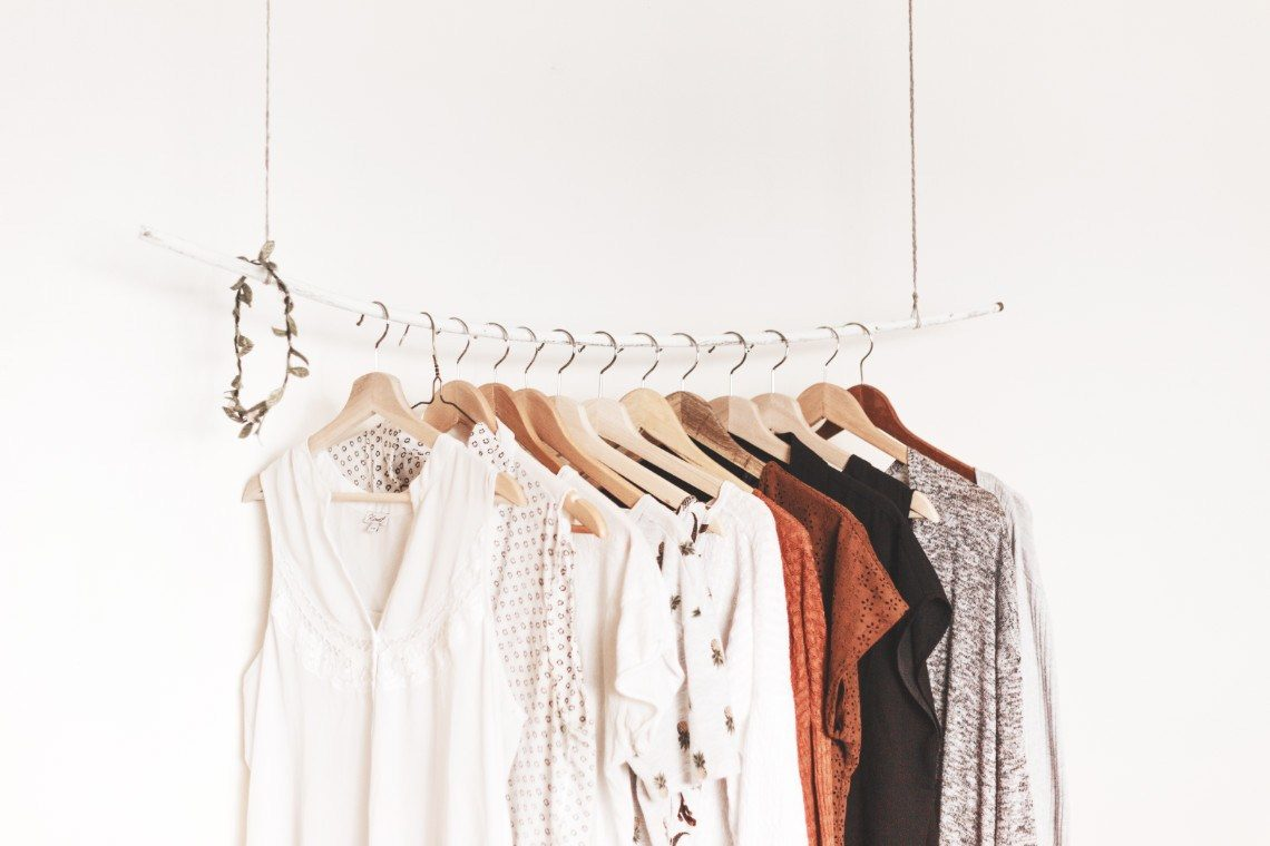 Five ways to maximize your closet space
