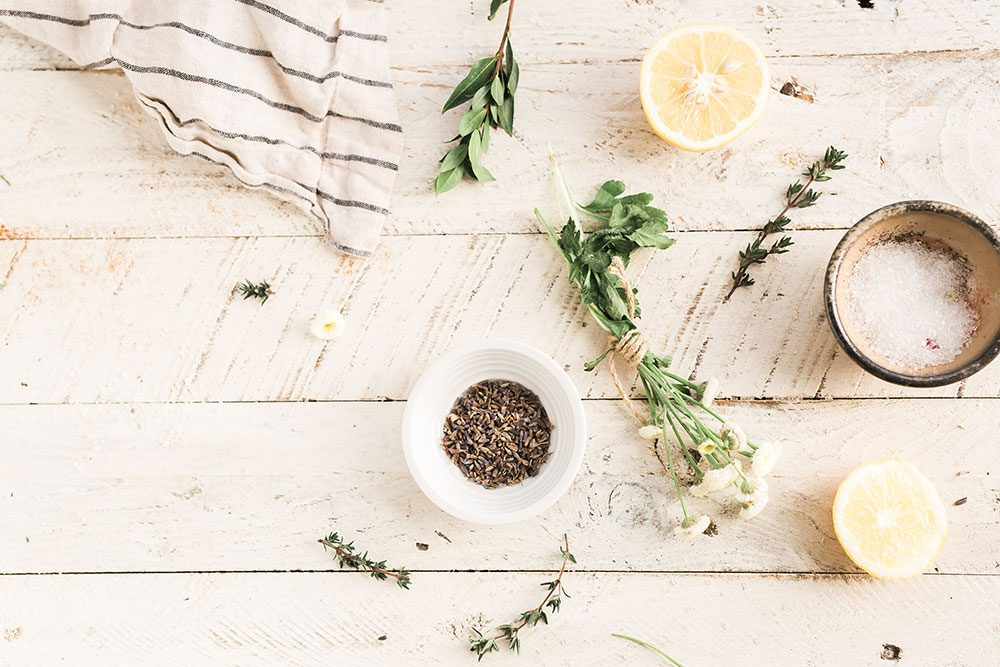 Essential oils for Winter