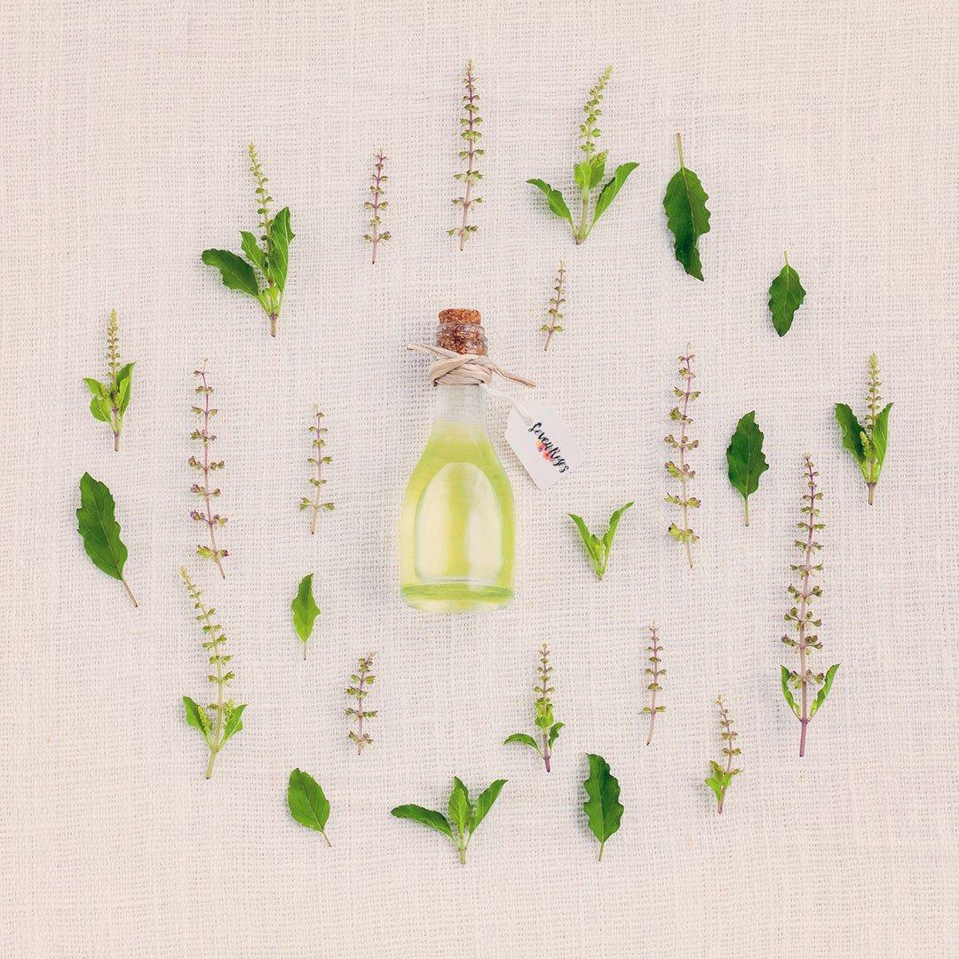 essential oils winter
