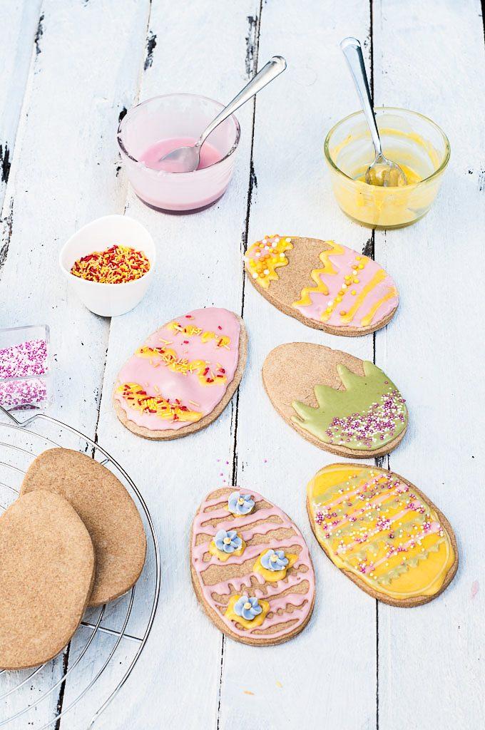 Vegan Easter Cookies