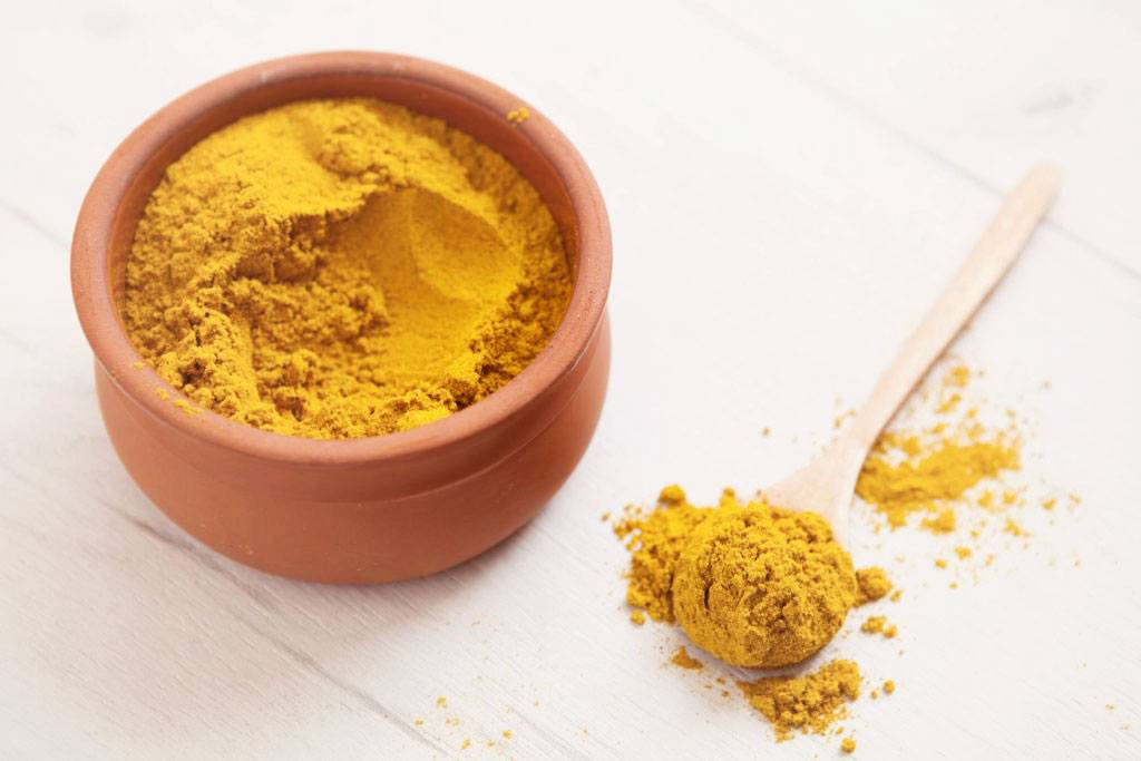 Turmeric is actually the name of the plant whose underground stalks contain the edible ingredient of curcumin