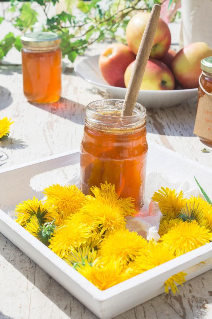 Homemade Vegan Honey