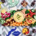 How to make a Vegan antipasto platter