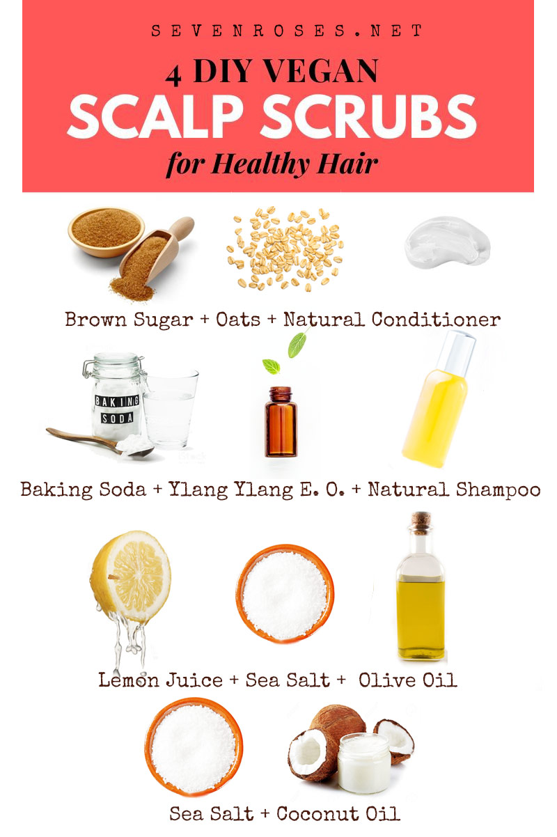 DIY Scalp Scrubs for Healthy Hair