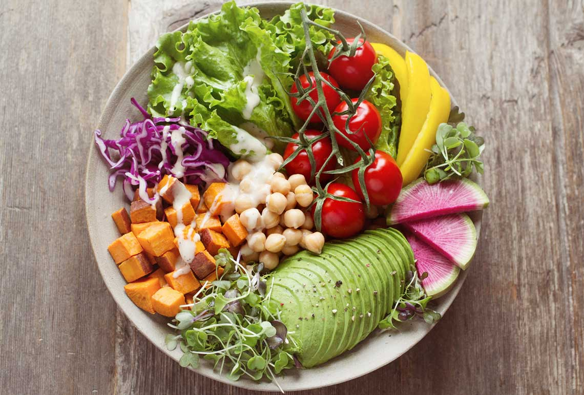 7 day Vegan detox meal plan
