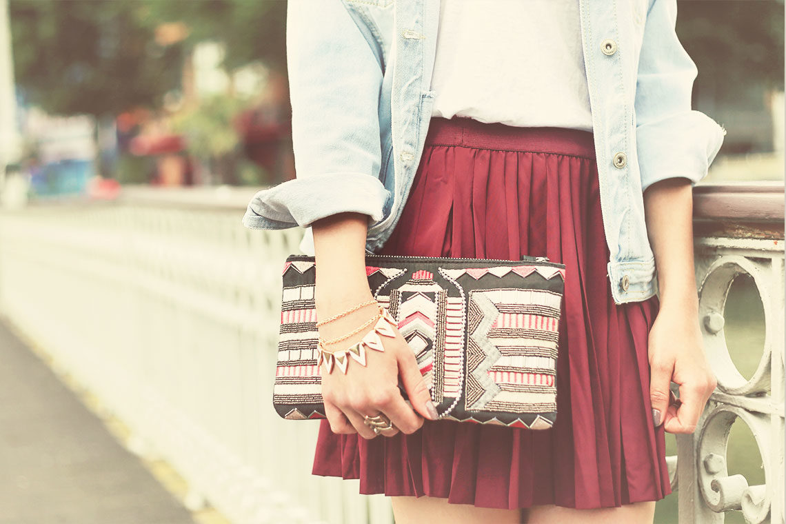 Ethical fashion back to college
