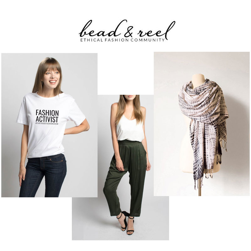 Ethical fashion brands at low prices for back to college Bead-and-Reel