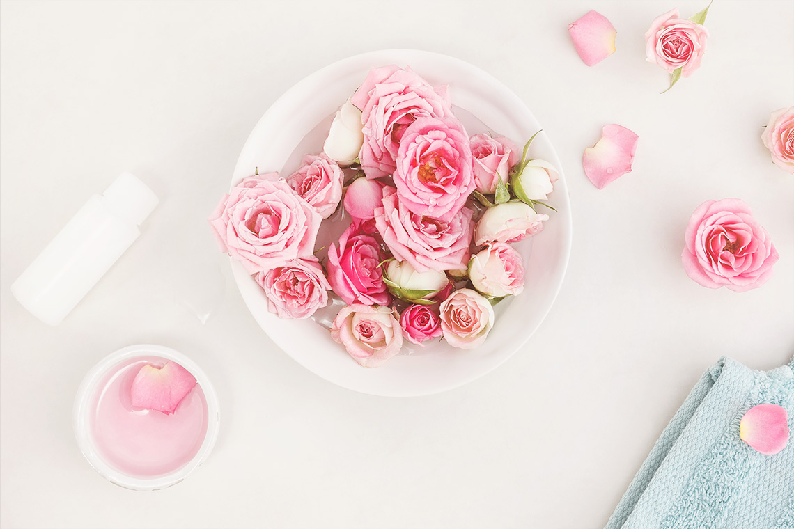 how to use rose water in your skincare routine