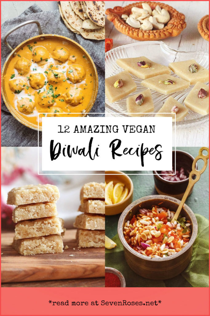 Diwali Vegan recipes
