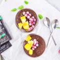 Superfood Chocolate chia pudding
