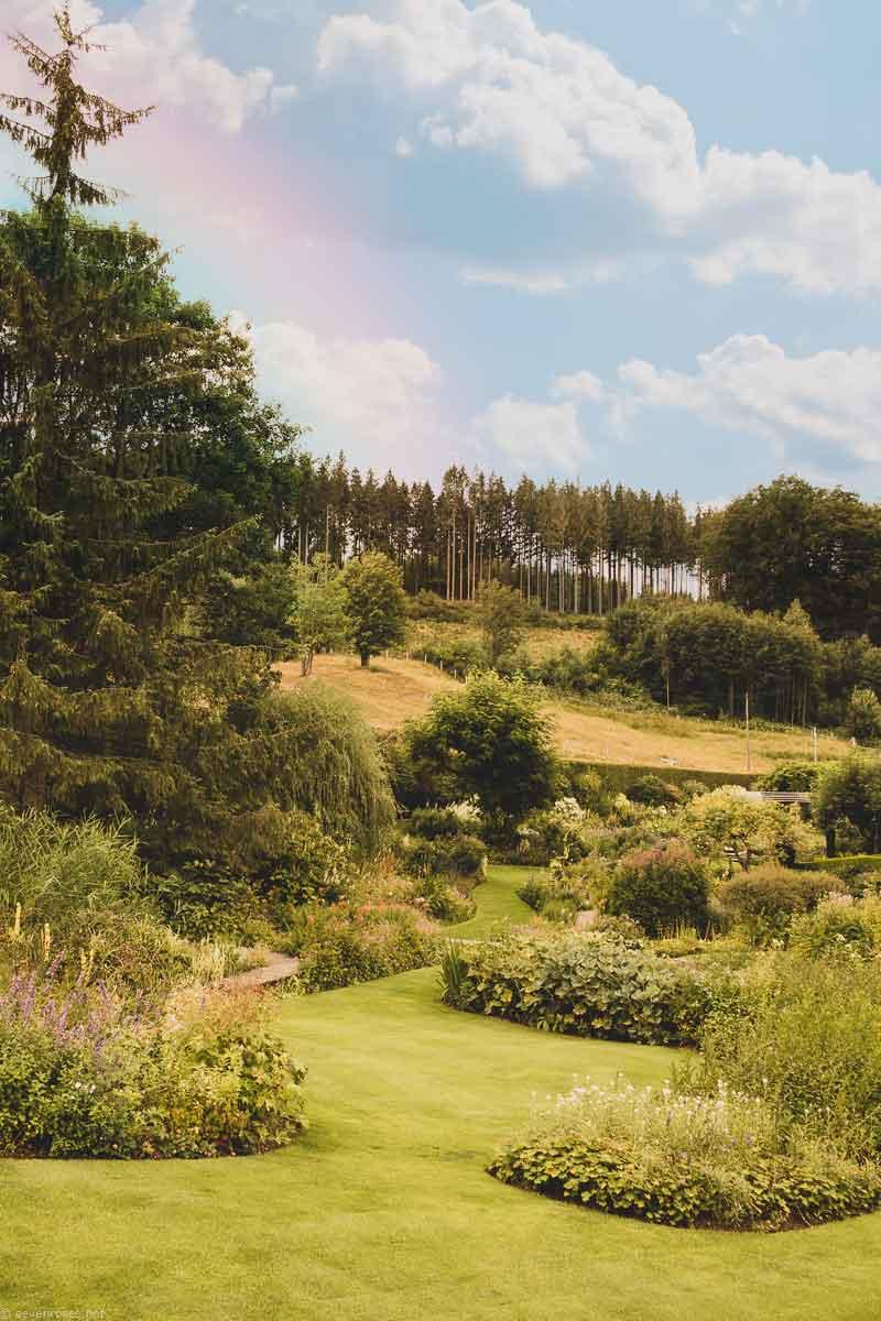 Le Jardin de Berchigranges #visitvosges