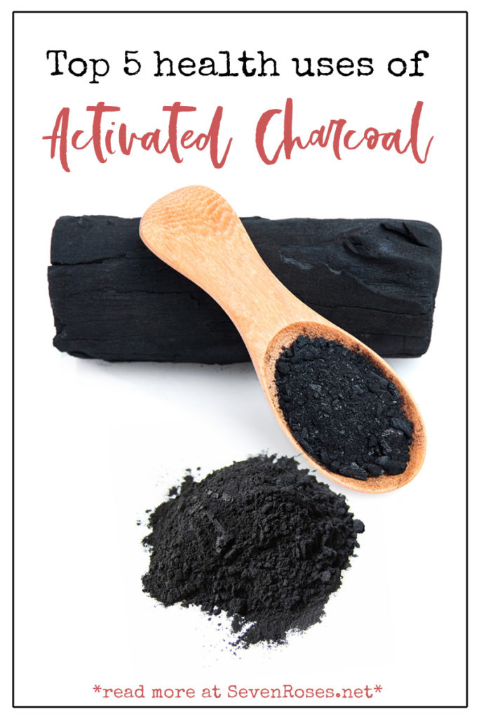 Top uses activated charcoal