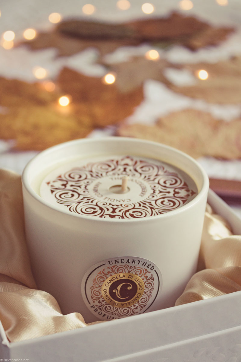 Fall candle haul : Vanilla Robusto Lusso Luxury Scented Candle