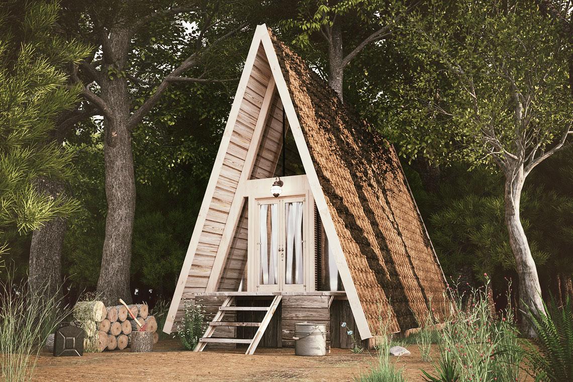 Mix Decor Tips To Create A Minimally Decorated Tiny House