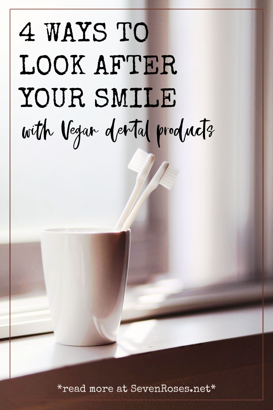 Vegan Dental Products