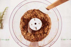 Lentil and walnut holiday dip: Vegan rillettes