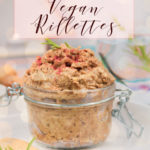 Lentil and walnut holiday dip: Vegan rillettes