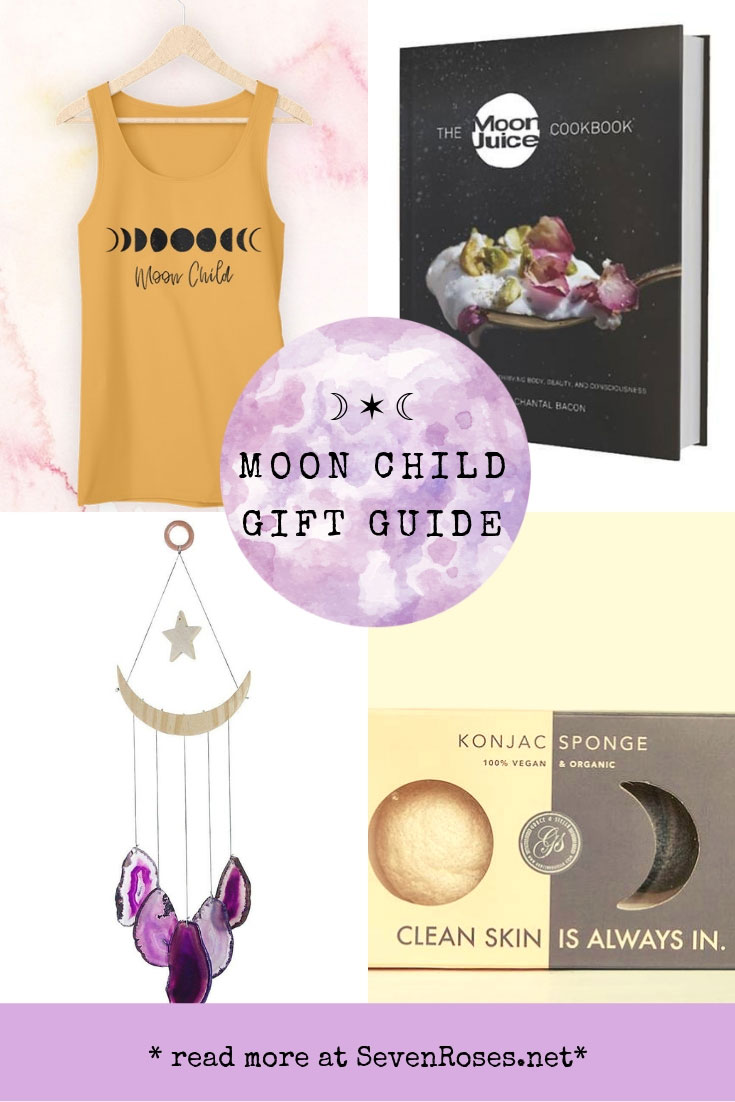 Moon Child gift guide
