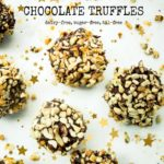 Vegano Rocher: raw vegan hazelnut chocolate truffles