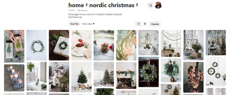Bring hygge into your home with holiday DIY & décor, the scandi-cool/Nordic way