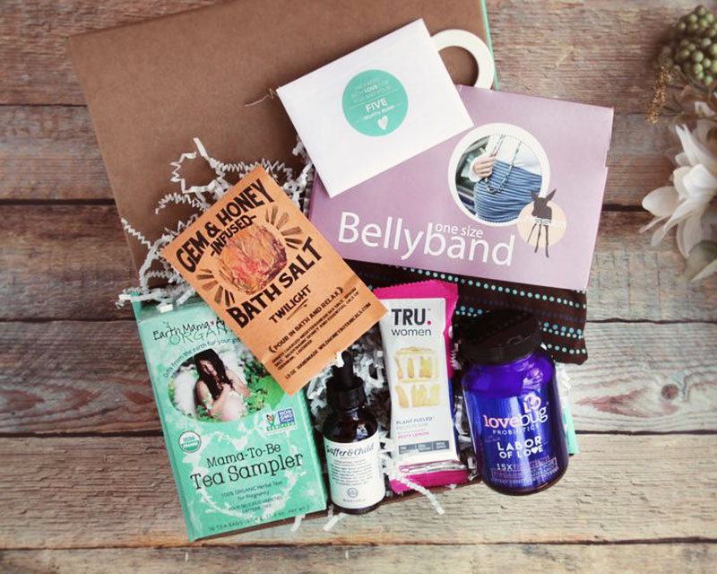 Cruelty Free Subscription Boxes: Ecocentric Mom Box