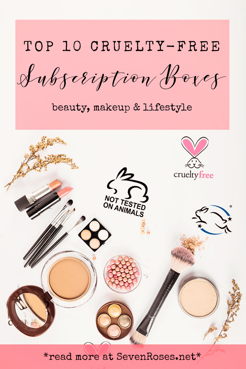 Top 10 Cruelty-Free Subscription Boxes
