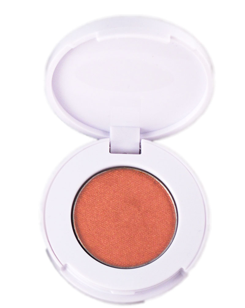 Kitten Shadow Coral Shimmer in Kiki