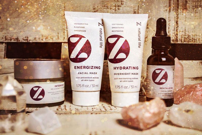 My simple Vegan skincare routine: Z Natural Life