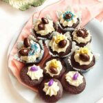 Your ultimate Easter dessert: Vegan Creme Egg Cupcakes