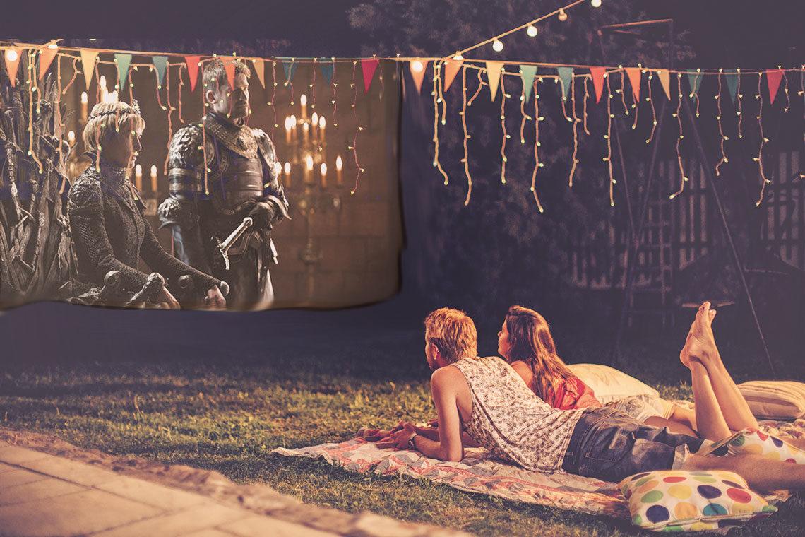 best movie night munchies for Game of Thrones season 8