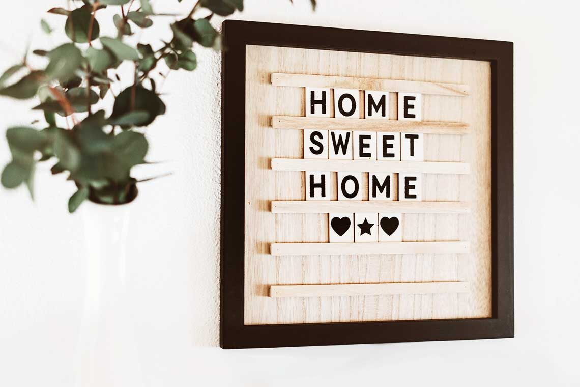 Tips for a home that supports well-being and reduces stress