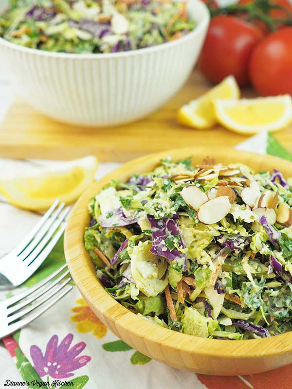 Cruciferous Crunch Salad