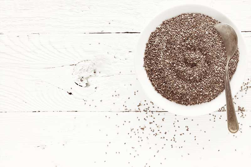 Weight loss ingredients: Chia Seeds