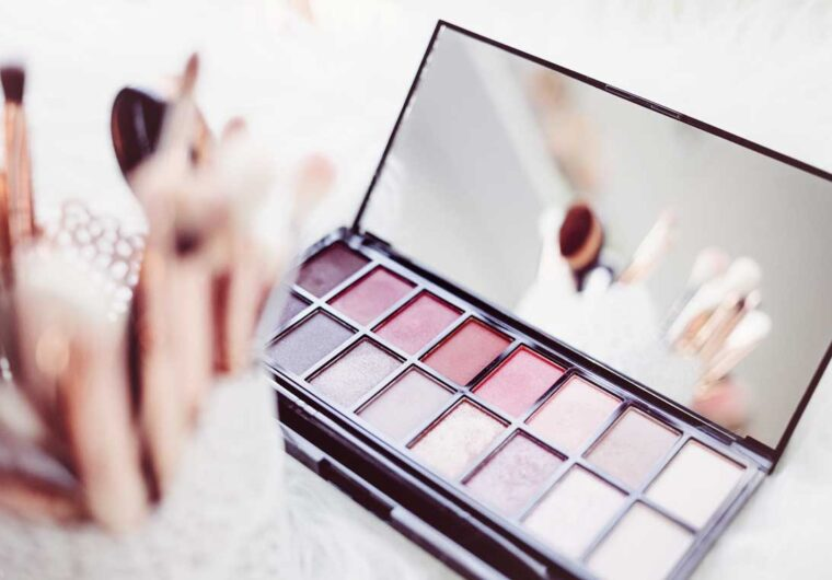 My top cruelty-free palettes for this Christmas